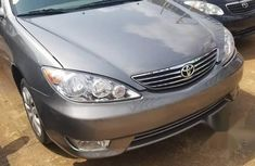 Clean Toyota Camry 2005 Gray for sale