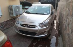 Hyundai Accent 2012 GLS Automatic Gray for sale