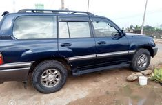 Toyota Land Cruiser 2004 Blue for sale