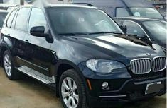 Used Domestic BMW X5 2009 Black for sale