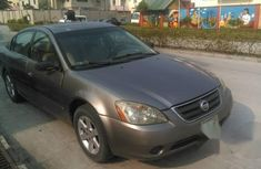 Nissan Altima 2002 2.5 Silver for sale