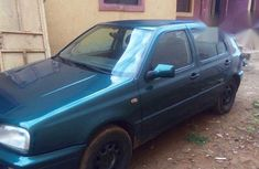 Volkswagen Golf 1998 Green for sale