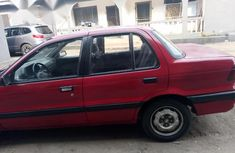 Mitsubishi Lancer 1991 Red for sale