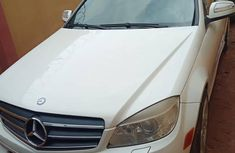Mercedes-Benz C350 2010 White for sale