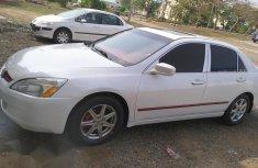 Honda Accord 2004 Sedan EX White for sale