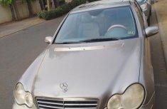 Mercedes-Benz C230 2006 Beige for sale