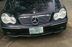 Mercedes-Benz C350 2007 Black for sale