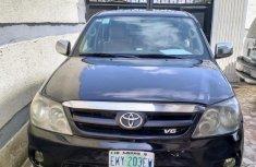Toyota Fortuner 2008 Black for sale