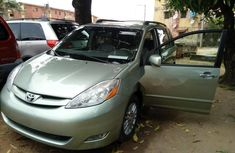 Toyota Sienna 2008 ₦2,600,000 for sale