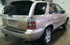 Acura MDX 2004 Gold