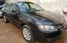 Nissan Almera 1.8 Accenta 2007 Black for sale