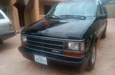 Chrysler Voyager 1990 Black for sale