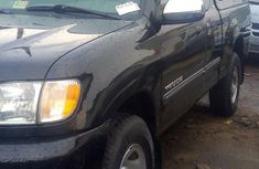 Tokunbo Toyota Tundra 2004 Black for sale