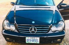 Mercedes-Benz C240 2004 Black for sale