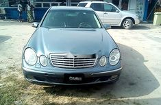 Mercedes-Benz E200 2004 Automatic Petrol for sale