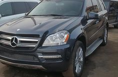Mercedes-Benz GL450 2012 Gray for sale