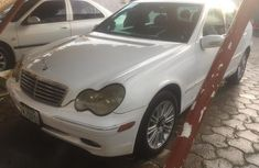 Mercedes-Benz C320 2003 White for sale