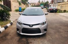 2015 New Foreign Used Toyota Corolla