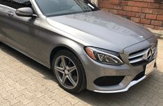 2015 Mercedes benz C300 Amg Trim - Grey
