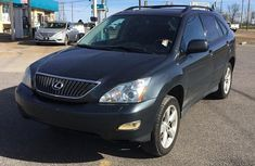 Lexus Rx330 Black For Sale