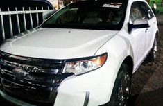 Ford Edge 2011 White for sale