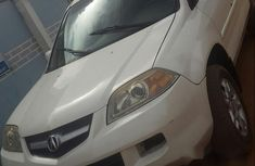 Acura MDX 2004 Sport Utility White for sale