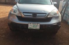 Honda CR-V 2008 Silver for sale