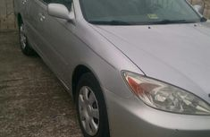 Toyota Camry LE 2003 Silver for sale