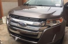 Ford Edge 2012 Gray for sale