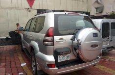 Toyota Land Cruiser Prado 2006 Silver for sale