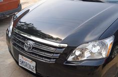 Toyota Avalon 2007 XLS Black for sale