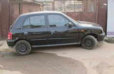 Nissan Micra 2002 Black for sale