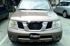 Almost brand new Nissan Pathfinder Petrol 2005 for sale