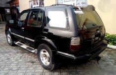 Infiniti QX4 1999 Black for sale