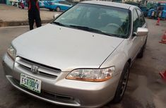 Honda Accord 2.0 1996 Silver for sale