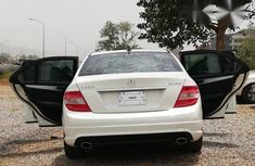 Mercedes-Benz C300 2009 White for sale