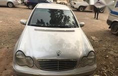 Mercedes-Benz C230 2002 Silver for sale