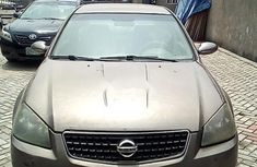 Almost brand new Nissan Altima Petrol 2005 for sale