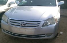 Toyota Avalon 2006 Silver for sale