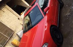 Audi 80 Diesel 2004 red for sale