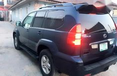 Lexus GX 2004 Blue for sale