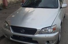 Clean Lexus IS200 2000 Silver for sale