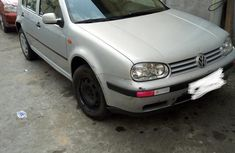 Volkswagen Golf 1999 1.6 Variant Automatic Silver for sale