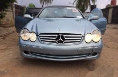 Mercedes-Benz CLK 2006 Blue for sale