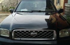 Nissan Pathfinder Automatic 2000 Black for sale