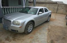 Used Chrysler 300C Touring 2006 Silver for sale