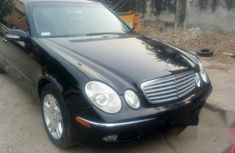 Mercedes-Benz E320 2003 Red for sale
