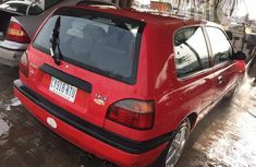 Nissan Sunny 1996 Wagon Red for sale