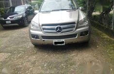 Mercedes-Benz GL450 2009 Gray for sale