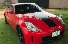 Nissan 350Z 2006 Red for sale